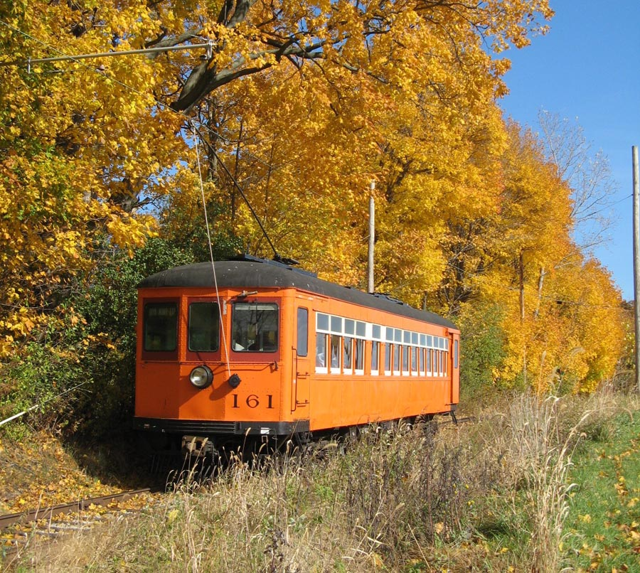 The New York Museum of Transportation and Rochester & Genesee Valley Railroad Museum in Rush, NY
