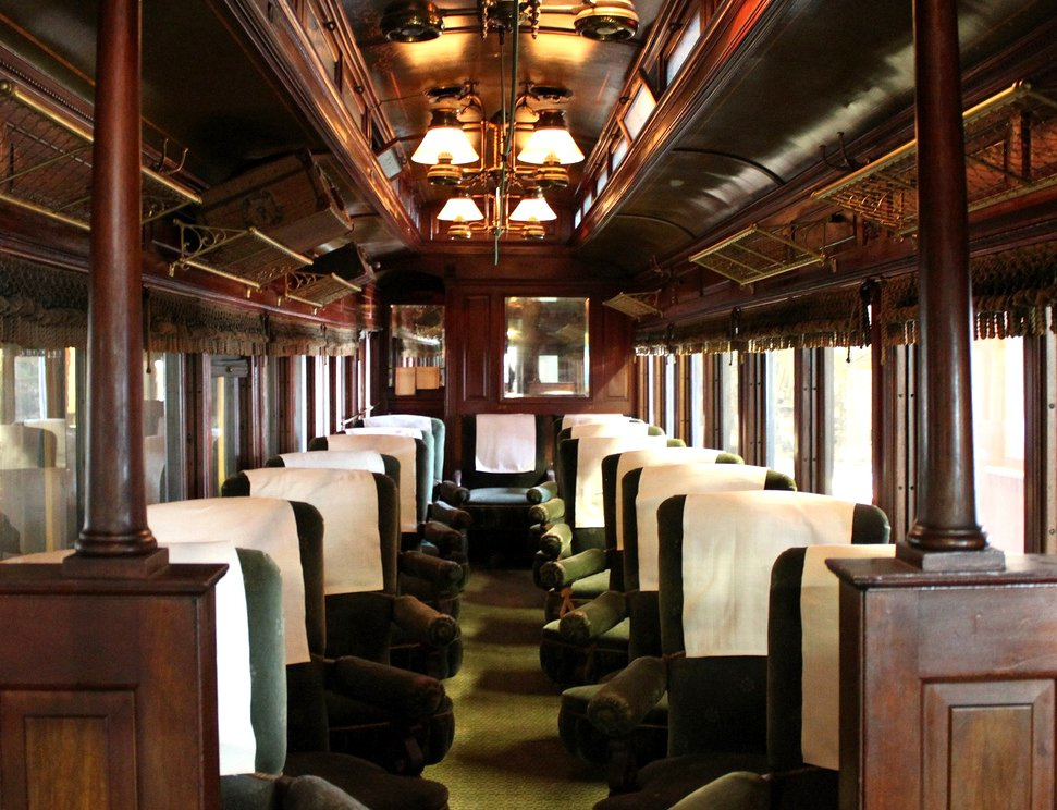 maine narrow gauge awarded grant for restoration of historic parlor car traintalk tv. Black Bedroom Furniture Sets. Home Design Ideas