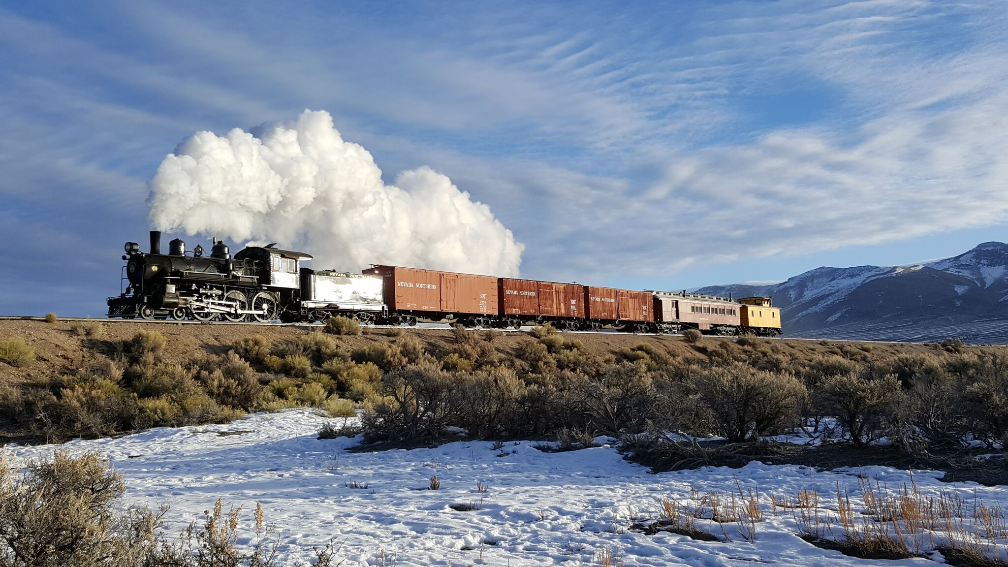Nevada Northern Railway Events Special Excursions Galore Throughout 2016 Traintalk Tv