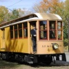 TROLLEYFEST at  The Shelburne Falls Trolley Museum