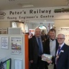 North Yorkshire Moors Railway celebrates opening of Peter's Railway Young Engineer's Centre