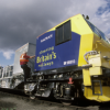 Railfest 2012:  Modern Vehicle Lineup Grows