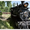 A Birthday Party for Colorado's Oldest  Operating Locomotive and Largest Steam Engine