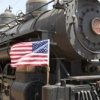 "All Aboard the Grapevine Vintage Railroad for the Return of ""Puffy"" on Friday, October 18"