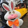 The Workshops Bunny hops in for Easter fun!
