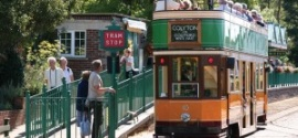 Seaton Tramway Shows off New Commercial