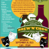 New Hope Valley Railway's Brew and Choo