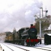 Come rain, sleet or snow the North Yorkshire Moors Railway is prepared for any kind of weather