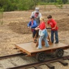 Free Train and Handcar Rides at Rail Museum For Father's Day