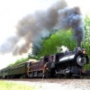 The Steam Train this Labor Day!