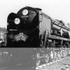 'Orient Express' Steam Locomotive Train to Swanage today!– 46 Years After it was Banned from the Resort
