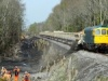 80 Lorry Journeys Avoided: 2,400T of Ballast Brought in by Train