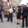 East Lancashire Railway Celebrates the Queens Diamond Jubilee at 1940s Wartime Weekend!