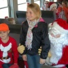 Successful Santa Trains Fuel Old Dominion Chapter, NRHS
