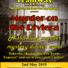 Take a Seaton Tram ride and solve a Murder!