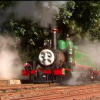 """Thomas"" returns To Puffing Billy! Updated 3/16/2012"