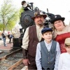 Iron Horse – Family Steampunk Carnivale at the Orange Empire Railway Museum