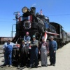 "Nevada Northern Railway's  ""Saving of the Green"""