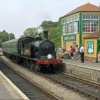 Minister of State for Transport to Open Victorian-Style Signal Box to Control Trains To the Main Line at Wareham