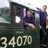 Swanage Railway Features in BBC Docu-Series: How Railways Changed the World
