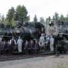 All Aboard for Railroad Days at Heritage Park