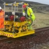 Leadhills & Wanlockhead Railway (L&WR) New Track Tamping Machine