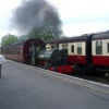 Winter Warmer Trains at Midland Railway  Butterley