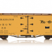 Now Shipping: Blackstone Models™ HOn3 D&RGW 30-Foot Refrigerator Cars