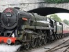 Majestic No. 70000 'Britannia' is 2nd Star of Swanage Railway's Spring Steam Gala