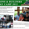 RR Museum of PA, Eighth Annual Barons &#038; Builders Day Camp for Kids