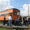 Trolleys and Diesel Trains Open the Ride Season